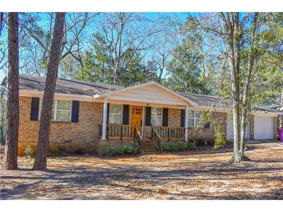 Semmes Single Family Home For Sale: 2455 Firetower Road