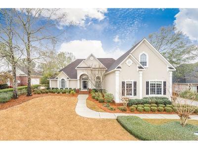 Single Family Home For Sale: 7159 Wynnridge Drive