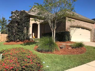 Mobile Single Family Home For Sale: 3419 Rue Royal