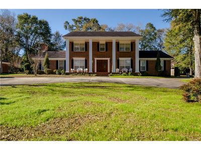 Mobile Single Family Home For Sale: 5709 Foxfire Road