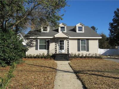 Mobile County Single Family Home For Sale: 2312 Dauphin Street