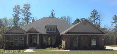 Semmes Single Family Home For Sale: 2360 Driftwood Loop W