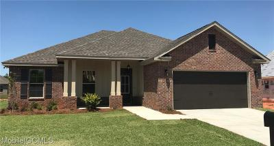 Jefferson County, Shelby County, Madison County, Baldwin County Single Family Home For Sale: 11531 Forsyth Loop