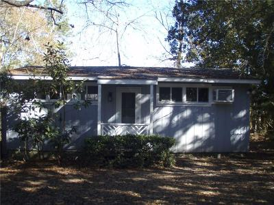 Coden Single Family Home For Sale: 13135 Dauphin Island Parkway