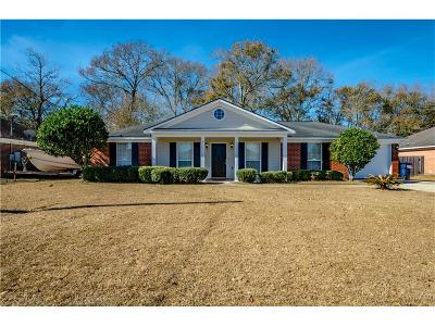 Theodore Single Family Home For Sale: 7780 Heaton Drive