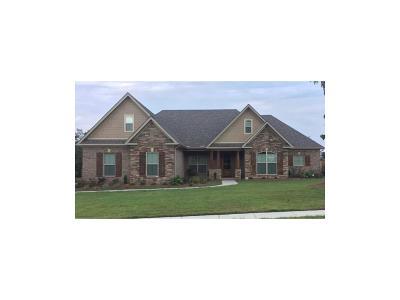 Saraland Single Family Home For Sale: 8293 Privet Drive