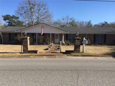 Chickasaw Single Family Home For Sale: 206 Baratara Drive E