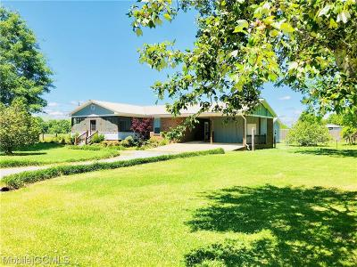 Irvington Single Family Home For Sale: 8475 March Road