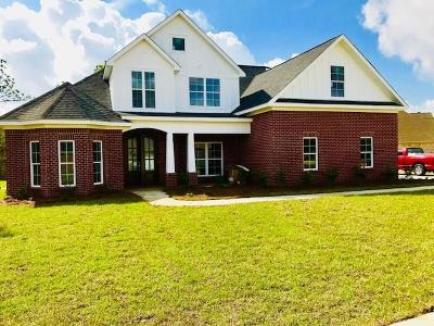 Theodore Single Family Home For Sale: 3765 Riverwood Circle N