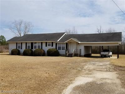 Irvington Single Family Home For Sale: 9485 Ranch Road