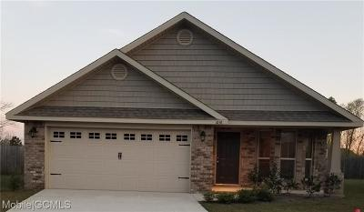 Semmes Single Family Home For Sale: 4158 Winchester Court