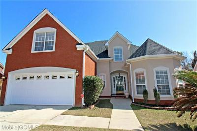 Single Family Home For Sale: 2297 Chapel Hill Drive