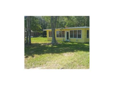 Coden Single Family Home For Sale: 15031 Dauphin Island Parkway