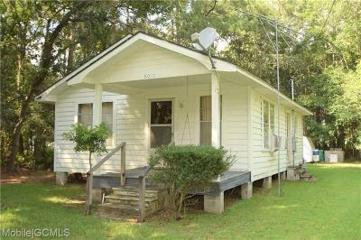 Coden Single Family Home For Sale: 8010 Highway 188