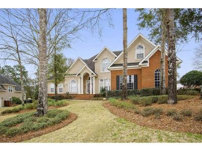 Mobile County Single Family Home For Sale: 7113 Wynnfield Drive S