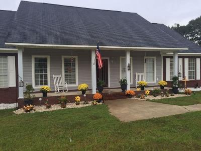 Citronelle Single Family Home For Sale: 18145 Prine Road