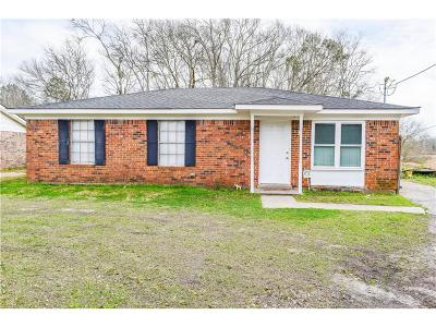 Theodore Single Family Home For Sale: 7805 Bellingrath Road