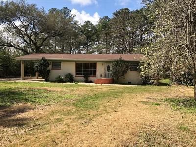 Axis Single Family Home For Sale: 11385 Highway 43 N