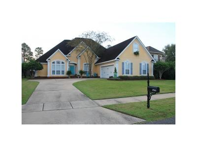 Theodore Single Family Home For Sale: 3981 Spring Landing Court