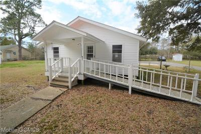 Coden Single Family Home For Sale: 15912 Heron Bay Loop Road E