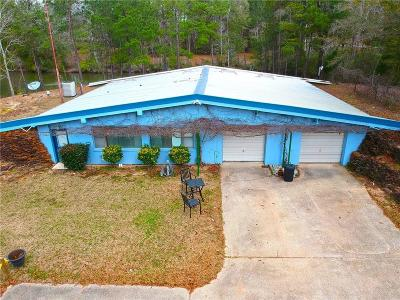 Citronelle Single Family Home For Sale: 20075 3rd Street