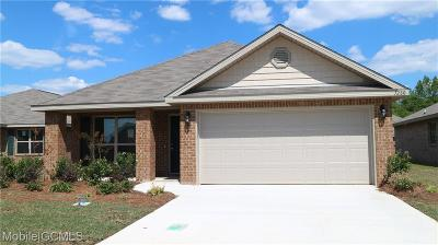 Semmes Single Family Home For Sale: 1280 Fairlawn Drive
