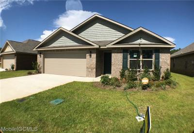 Semmes Single Family Home For Sale: 1268 Fairlawn Drive