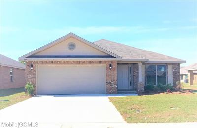 Semmes Single Family Home For Sale: 1304 Fairlawn Drive