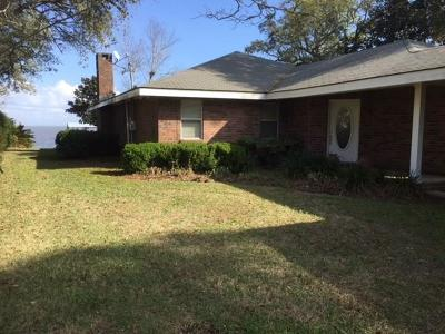 Theodore Single Family Home For Sale: 10545 Salt Aire Road E