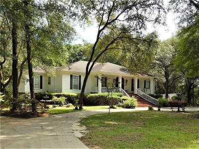 Mobile Single Family Home For Sale: 8200 Whisper Lakes Court