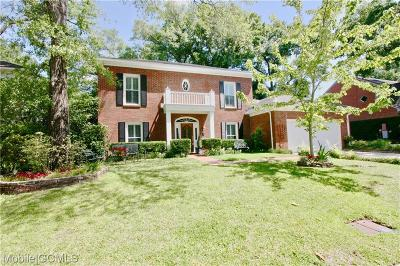 Mobile County Single Family Home For Sale: 4272 Bit & Spur Road #21