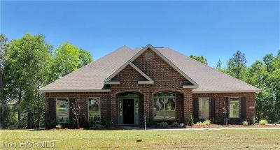 Semmes Single Family Home For Sale: 2330 Driftwood Loop S