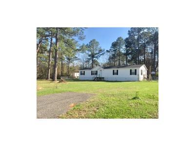 Coden Single Family Home For Sale: 4751 Bayou Jonas Drive