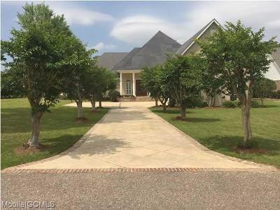 Theodore Single Family Home For Sale: 3955 Windsor Road S #D