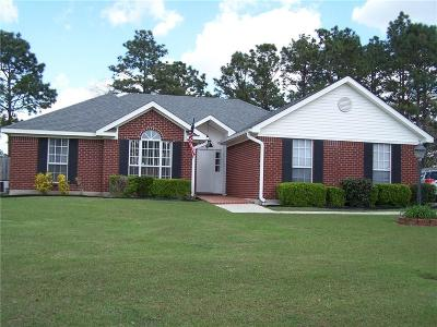 Single Family Home For Sale: 9540 Seymour Court