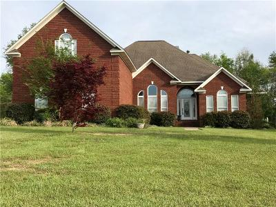 Saraland Single Family Home For Sale: 3627 Willow Walk Drive