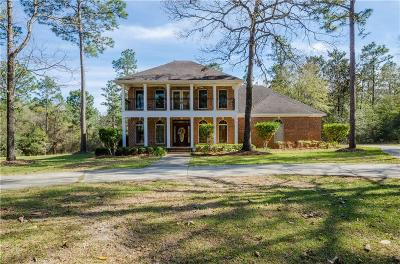 Saraland Single Family Home For Sale: 3559 Celeste Court