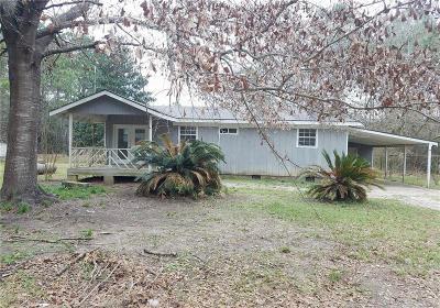 Irvington Single Family Home For Sale: 6640 Taylor Avenue