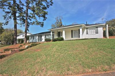 Mobile Single Family Home For Sale: 450 Ridgelawn Drive W