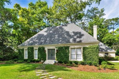 Baldwin County Single Family Home For Sale: 302 Bay Hill Drive