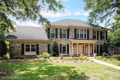 Mobile Single Family Home For Sale: 2104 Marchfield Drive E