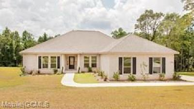 Semmes Single Family Home For Sale: 2350 Driftwood Loop S