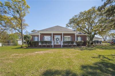 Irvington Single Family Home For Sale: 8581 Oliver Clark Road