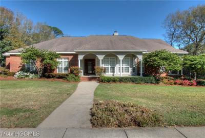 Baldwin County Single Family Home For Sale: 122 North Drive