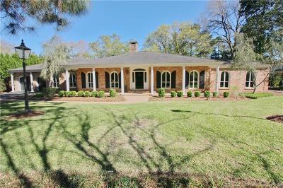 Mobile Single Family Home For Sale: 105 Jordan Lane