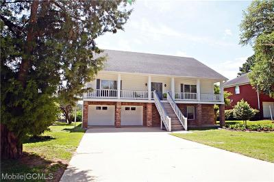 Theodore Single Family Home For Sale: 3141 Cumberland Road
