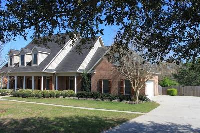 Baldwin County Single Family Home For Sale: 12878 Saddlebrook Circle