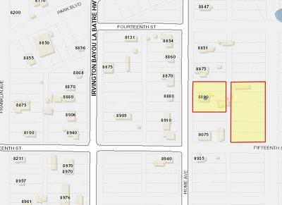 Residential Lots & Land For Sale: 8890 Home Avenue