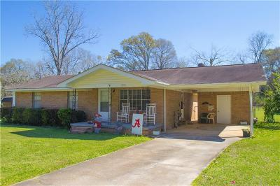 Grand Bay Single Family Home For Sale: 9277 Hall Road