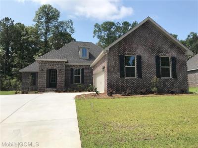 Baldwin County Single Family Home For Sale: 11742 Thistledown Loop